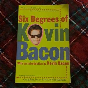 Six Degrees of Kevin Bacon book